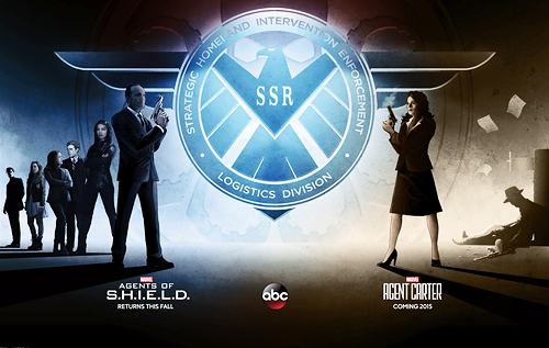 AGENT CARTER Meets AGENTS OF SHIELD
