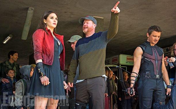 Joss Whedon s Scarlet Witch a Hawkeye