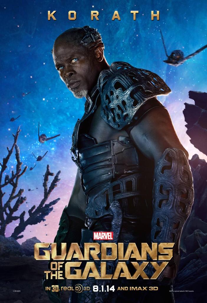 Korath the Pursuer (Djimon Hounsou)