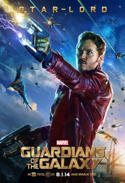 Peter Quill / Star-Lord (Chris Pratt)
