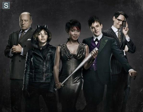 Gotham záporaci