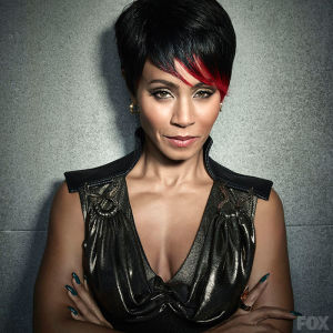 Jada Pinkett Smith as Fish Mooney.