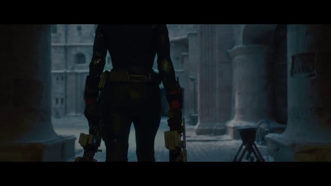 Black Widow tiež v novom