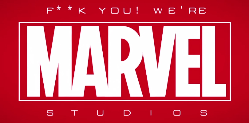 F**k you we are marvel