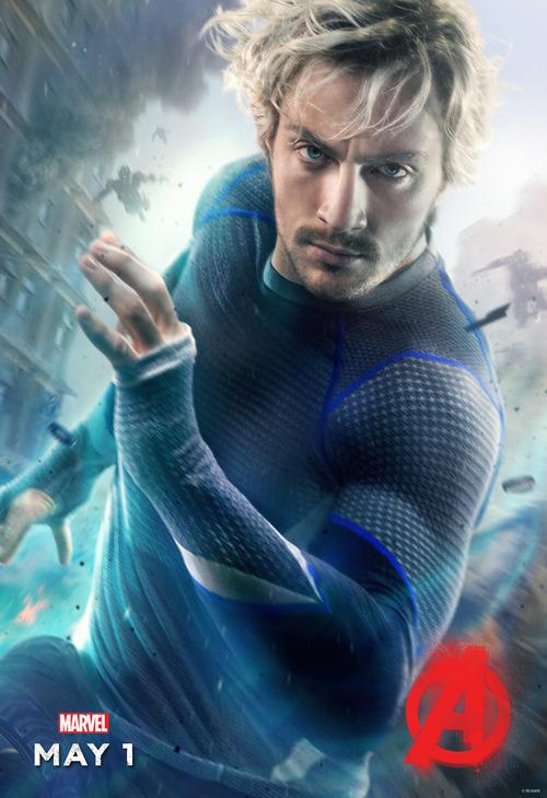 Avengers-2-Age-of-Ultron-Quicksilver-Aaron-Taylor-Johnson-Poster