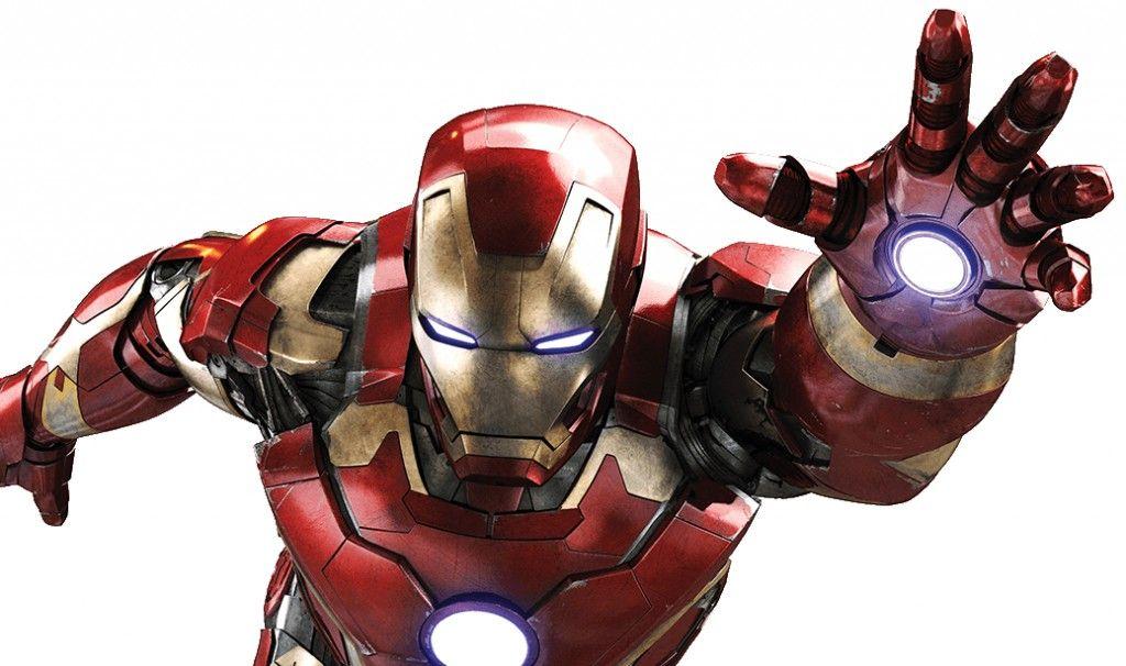 Iron Man width=