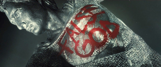 Batman-V-Superman-Trailer-Statue-False-God-Graffiti