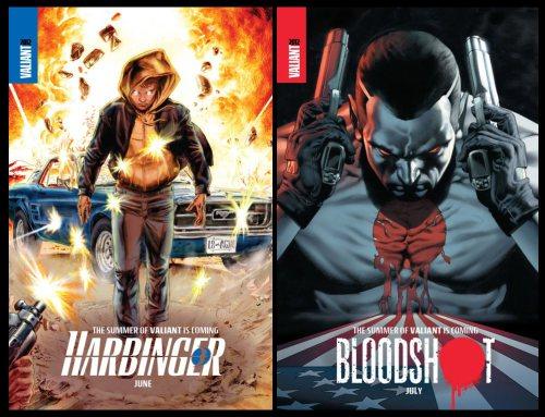 Harbinger a Bloodshot