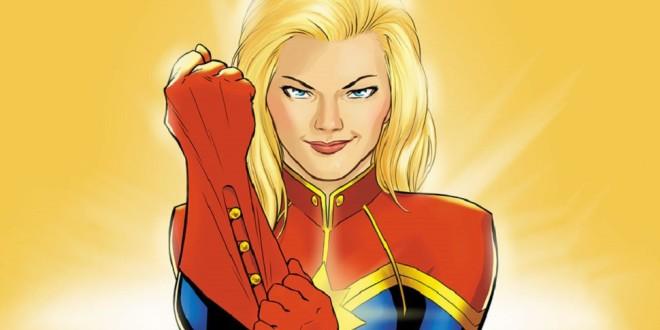 Ms Marvel-Captain Marvel