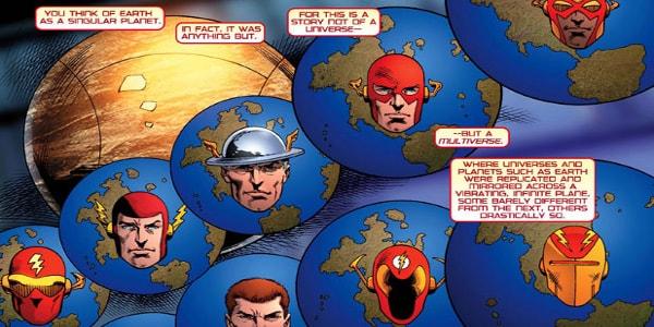 Multiverse-flash