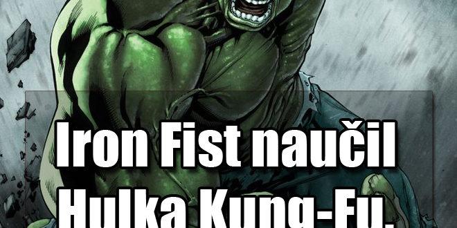 005 - Hulk a Iron Fist