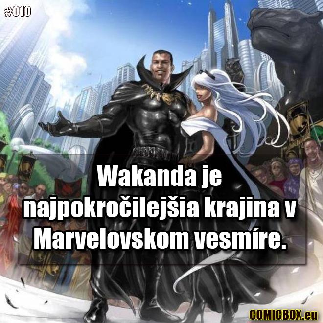 010 - Wakanda