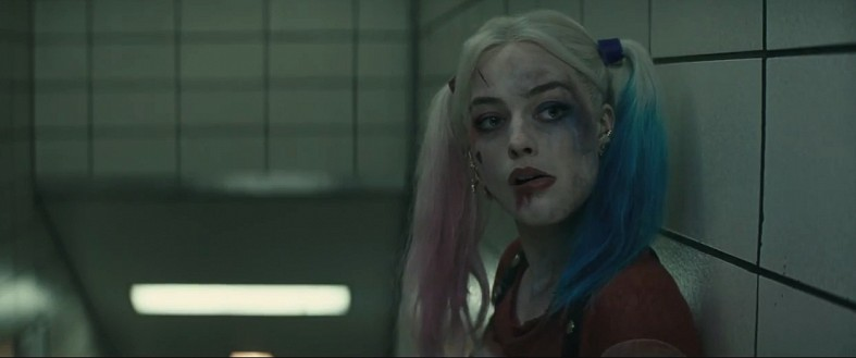 Suicide-Squad-Trailer-Margot-Robbie-as-Harely-Quinn