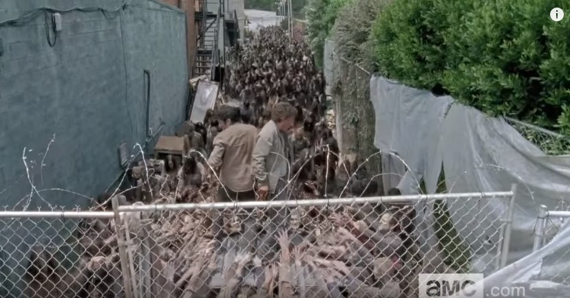 Glen walking dead