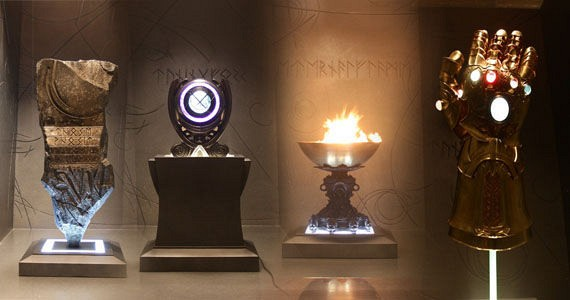 The-Artifacts-and-Relics-of-Odins-Vault-in-Thor-Movie