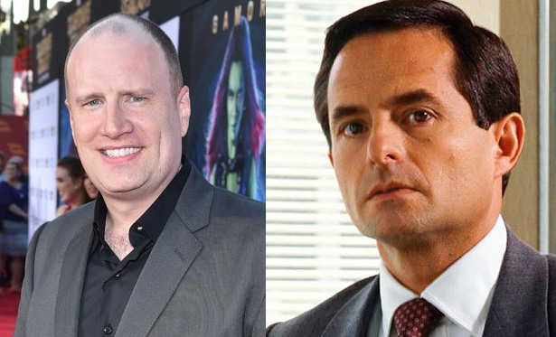 kevin feige a isaac perlmutter