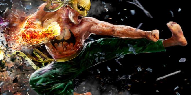 iron--fist