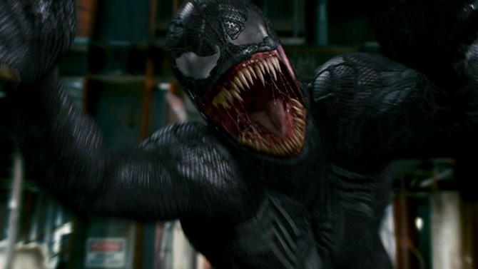 Spider-Man Venom