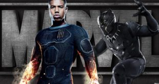 Michael B. Jordan For Black Panther Cast