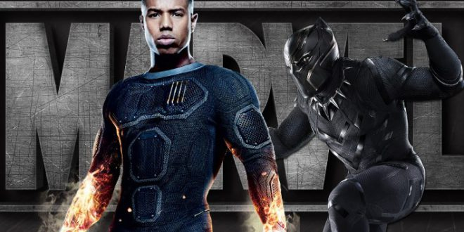 Michael B. Jordan For Black Panther Cast