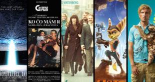 Filmy v 25. týždni