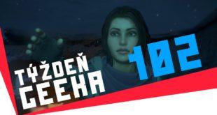 Týždeň Geeka #102 – Rozprávky, horory, zvuková kniha a herný výpredaj