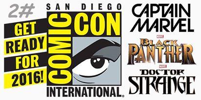 Novinky z Comic Conu 2016 v San Diegu – 2#