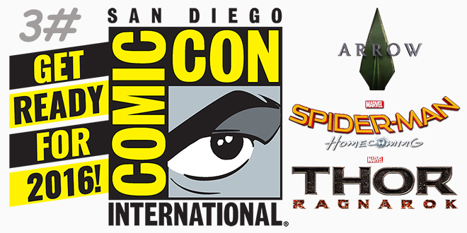 Comic Con 2016 3#