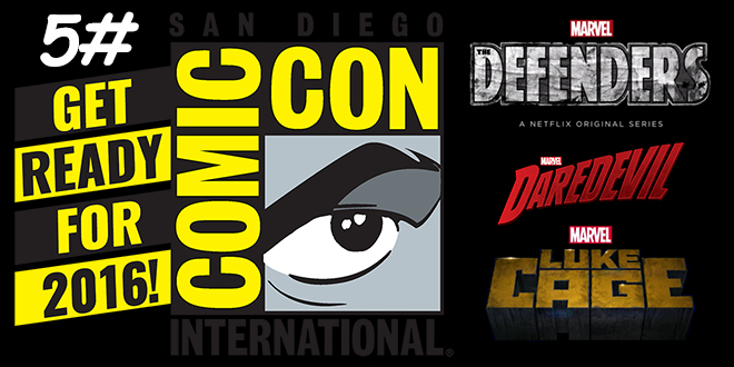 Novinky z Comic Conu 2016 v San Diegu 5#