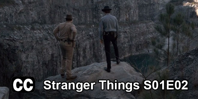 Stranger Things S01E02 Titulky.