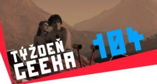 Týždeň Geeka #104 – SÚŤAŽ o knihy, retro sci-fi, seriálový horor a dejiny vesmíru