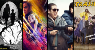 Filmy v 33. týždni