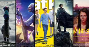 Filmy v 35. týždni