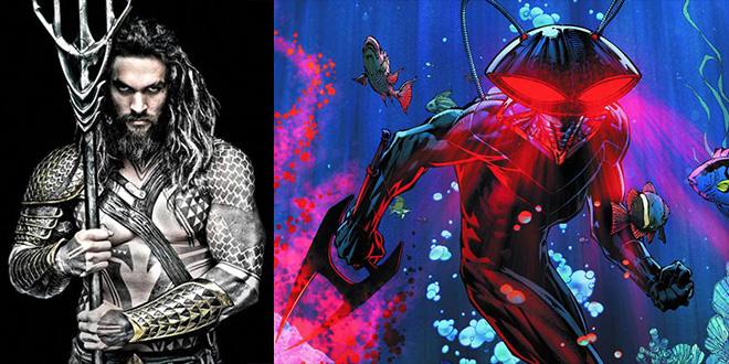 Hlavná záporná postava snímku Aquaman bola odhalená!
