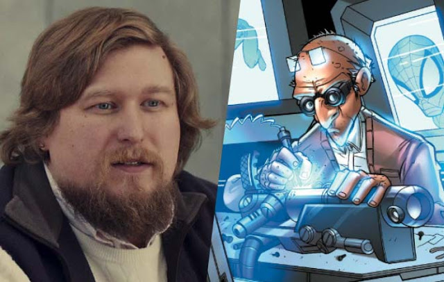 Michael Chernus To Play The Tinkerer In Spider-Man Homecoming