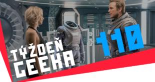 Týždeň Geeka #110 – Darebák jedon, Návrat Cruisa a Jovovich, STAR TREK, Pratt ako pasažier