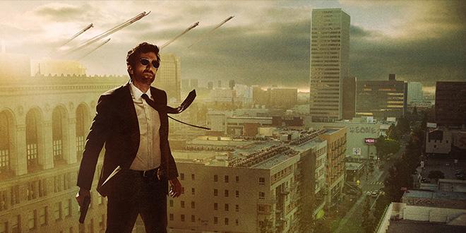 Seriál Powers končí po 2.sérii!
