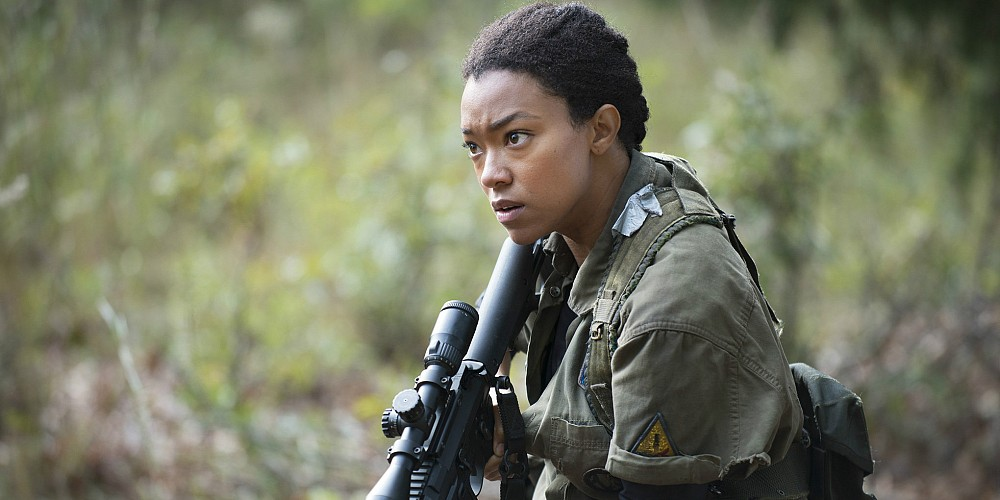sasha-williams-in-the-walking-dead