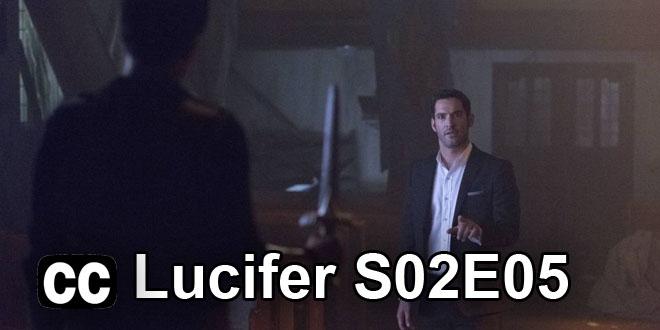Lucifer S02E05 Slovenské titulky