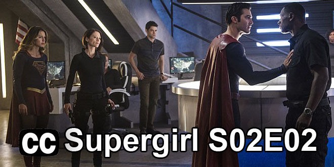 Supergirl S02E02 Slovenské titulky