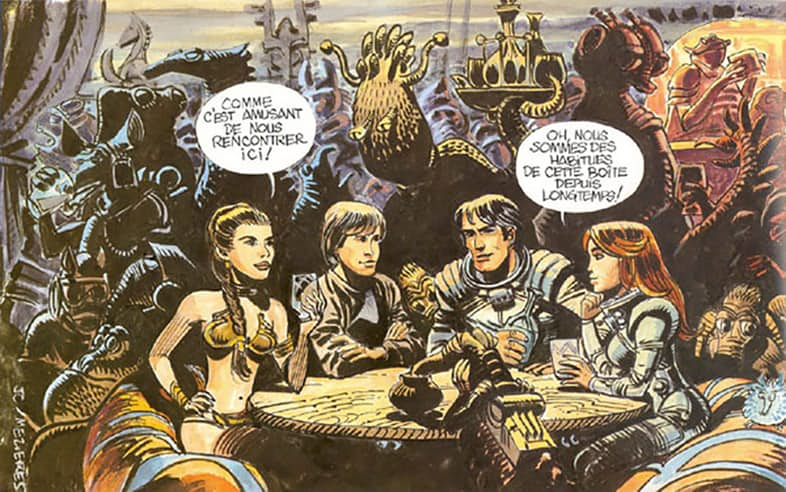 valerian-and-laureline-meet-luke-skywalker-and-princess-leia