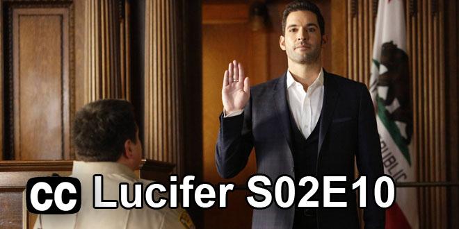 Lucifer S02E10 Slovenské titulky