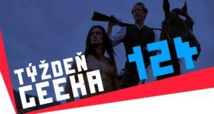 Týždeň Geeka #124 – Kong, Emma Zverová, Vinnetou, Temná Justice League a živí alchymisti