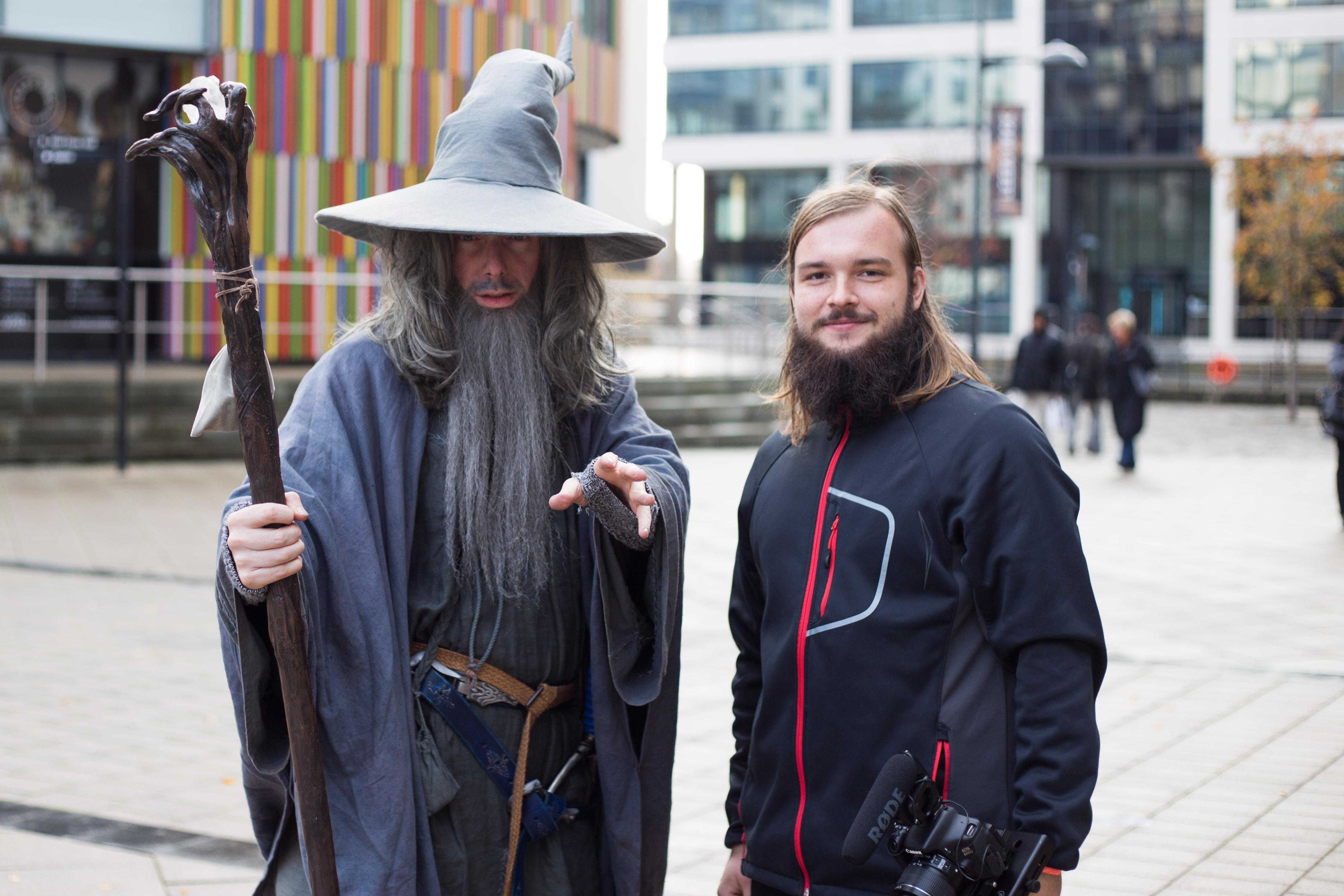 Niektoré kostýmy boli neuveriteľne uveriteľné (Foto: PoP-Cult Magazín)