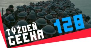 Týždeň Geeka #128 – Predvianočný zhon, Dunkirk, Rýchlo a z8esilo, Návrat Grua, 100vka a Súťaž