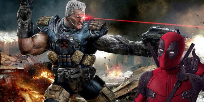 Cable ako nová postava vo filme Deadpool 2