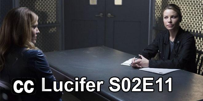 Lucifer S02E11 Slovenské titulky