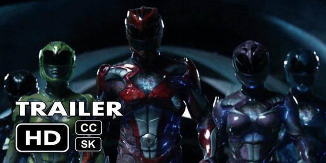 Strážci Vesmíru si v novom traileri postavia Megazord