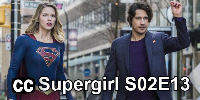 Supergirl S02E13 Slovenské titulky