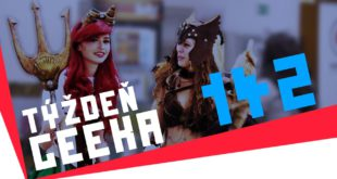 Týždeň Geeka #142 – AnimeShow a GameExpo 2017